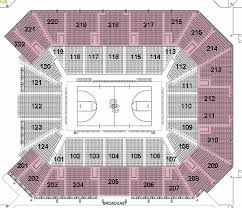 Byu Seating Chart Seating Diagram Galen Center