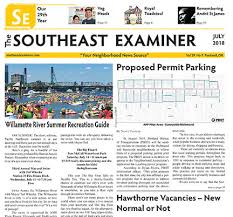 SOUTHEAST EXAMINER