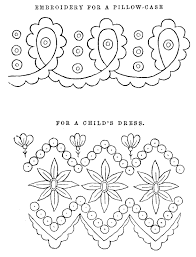 Free Embroidery Designs To Print 14 Best Photos Of Free Embroidery Patterns To Print