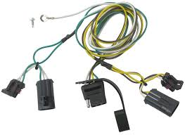 curt t connector vehicle wiring harness 4 pole flat trailer curt t connector vehicle wiring harness 4 pole flat trailer connector curt custom fit vehicle wiring 56076