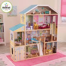 KidKraft Majestic Mansion Dollhouse with Furniture Kids fun