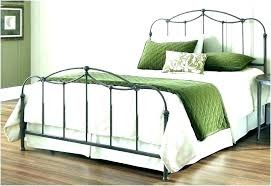 black metal king size bed frame – dogcarseat.co