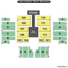 Etess Arena At Hard Rock Hotel And Casino Seating Chart Hard Rock Hotel And Casino Atlantic City Seating Chart