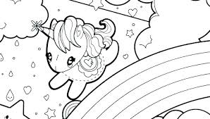 Unicorn Coloring Sheet Printable Coloring Sheets Of Unicorns