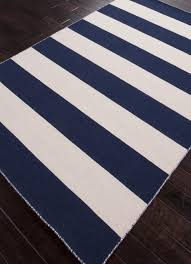navy blue striped rug  roselawnlutheran