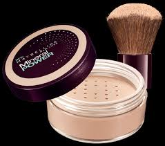 its not so luminous or glossy just give le and shiny on face this powder foundation