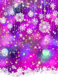 purple snowflake wallpaper.  Purple Colorful Background With Snowflakes EPS 8 Vector File Included  Stock  Vector Colourbox On Purple Snowflake Wallpaper W