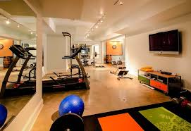 home gym lighting. dartboard lighting ideas home gym contemporary with track flat screen tv free weights e