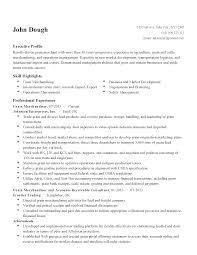 Endearing Merchandiser Resume Sample Pdf On Resume Sample For