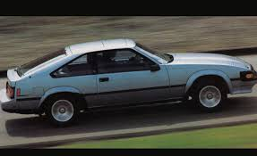 1984 Toyota Celica Supra | 10Best Cars | Features | Car and Driver