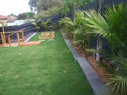 Exterior:Virginia Beach Retaining Walls For Backyard Garden Landscaping  Combine Palm Tree Plants Plus Wooden