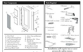 pella garage door installation instructions screen door parts home design ideas and pictures pella traditional series