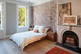 Brick Wall Bedroom Ideas