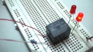how to make a simple relay circuit