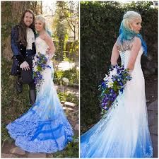 flowing flower bouquet bring inspirational and fascinating charm in bridal look who pick up non tradition tip diy wedding dresses to make her wedding
