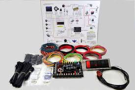 wiring products k r performance engineering super duty complete wiring kit