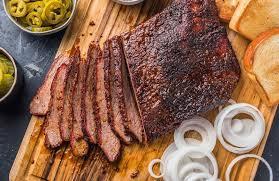 smoked texas bbq brisket recipe by