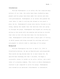 essay on william shakespeares life william shakespeares life and works essay 995 words