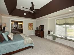 Master Bedroom Ceiling Deep Angled Tray Ceiling In Master Bedroom 3 Pillar Homes Bedroom