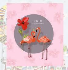 Baby Photo Album Book Us 53 04 22 Off 6inch Flamingo Memory Book Photo Album Beach Themed Photo Baby Gift Photo Album Family Keepsake Wedding Guestbook In Photo