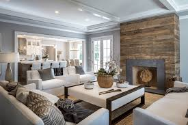 modern living room with fireplace. Wonderful Fireplace In Modern Living Room With Fireplace