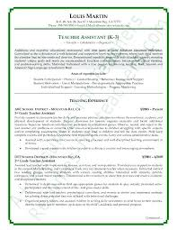 Sample Teacher Assistant Resume Best Of Teacher Aide Resume Sample Assistant Shalomhouseus