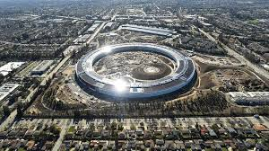 apple new office. The Apple Campus 2 Is Seen Under Construction In Cupertino, California This Aerial Photo New Office P