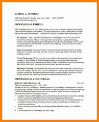 Resume Template For Mba Application Blockbusterpage Fascinating Mba Application Resume