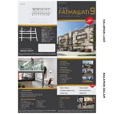 apartment brochure design. Professional Flyer/Brochure Design Service Apartment Brochure
