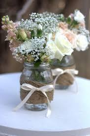 Mason Jar Table Decorations Wedding 100 Mason Jar Crafts and Ideas for Rustic Weddings Page 100 Hi 46