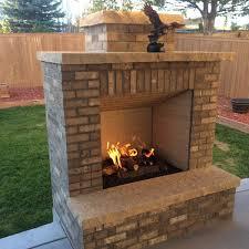 furniture patio deck grills fireplaces custom outdoor fireplace or fire pit archadeck outdoor living