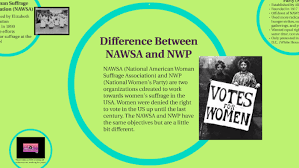 Nwp Charts Difference Between Nawsa And Nwp By Ciara Delamerced On Prezi