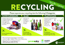 Recycling Kerbside Rubbish And Recycling Collections Hastings District Council