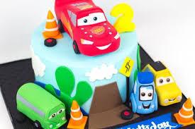 Cute Cars Birthday Cake Tasmeem