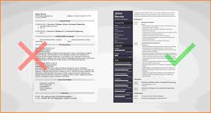 5 Resume For Mechanical Engineers Professional Resume List