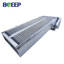 Design Of Screen In Wastewater Treatment Hot Item Mechanical Fine Bar Screen Used In Dyeing Wastewater Treatment Plant