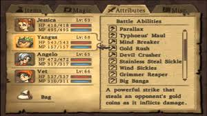 Lets Play Dragon Quest Viii 163 Maxed Out Skills