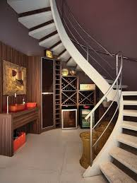 under stairs office. Gorgeous Under Staircase Wine Storage Idea Stairs Office O