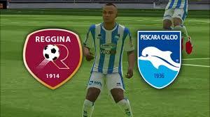 Reggina vs Pescara #Reggina #Pescara Match Highlights - YouTube