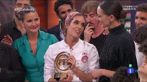 Masterchef Celebrity 2018: Ona Carbonell gana Masterchef Celebrity 3