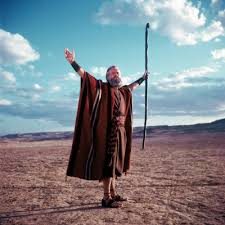 Image result for images of moses in the desert