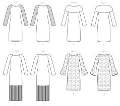 Raglan Sleeve Pattern