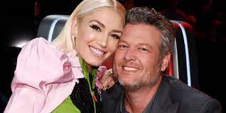 Gwen Stefani and Blake Shelton are married!