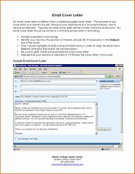 Sample Cover Letter For Job Application Via Email Best Of Office