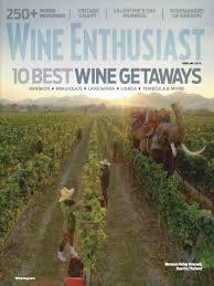 Wine Enthusiast 2018 Vintage Chart Wine Enthusiast 02 2019 Download Pdf Magazines