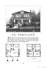 four square house plans. The Portland (an American Foursquare Kit House/house Plan) - Homes Of Character Four Square House Plans Pinterest