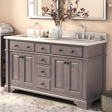bathroom cabinets double sink. Abel 60 Inch Rustic Double Sink Bathroom Vanity Marble Top Vanities Cabinets O