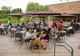 garden view cafe at the chicago botanic garden photography by joel lerner jwc media