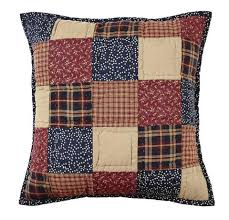Old Glory Bedding – Primitive Star Quilt Shop & Old Glory Quilted Pillow 16