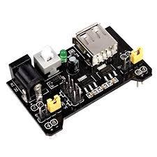 JBtek Breadboard Power Supply Module 3.3V/5V for ... - Amazon.com